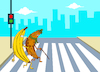 Cartoon: Old Banana... (small) by berk-olgun tagged old,banana