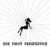 Cartoon: One Point Perspective... (small) by berk-olgun tagged one,point,perspective