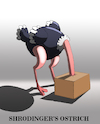Cartoon: Ostrich... (small) by berk-olgun tagged ostrich