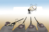 Cartoon: Playing with Perspective.. (small) by berk-olgun tagged playing,with,perspective