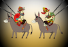 Cartoon: Sons of Nasreddin... (small) by berk-olgun tagged sons,of,nasreddin