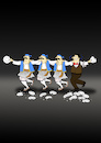 Cartoon: Waiter... (small) by berk-olgun tagged waiter