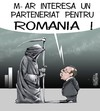 Cartoon: PARTENERSHIP (small) by Marian Avramescu tagged mavvvvvvvam