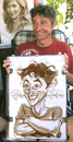Cartoon: Best of summer 2009 (small) by Tonio tagged portrait,caricature,karikatur