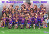 Cartoon: FC Barcelona poster (small) by Tonio tagged tags,football,fussball,champions,league,uefa,supercup,copa,el,rey,spanien,spanish,espana,catalan,xavi,hernandez,seydou,keita,gerard,pique,victor,valdez,joseph,pep,guardiola,carles,puyol,dani,alves,andres,iniesta,rafael,marquez,zlatan,ibrahimovic,pedro,led