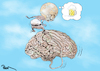 Cartoon: The Brain (small) by Popa tagged brain,power,controller