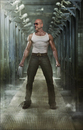 Cartoon: ME WOLVERINE (small) by GOYET tagged wolverine,photomanipulation,my,self