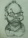 Cartoon: PAUL GIAMATII (small) by GOYET tagged paul,giamatii,caricature,celebreties,sketh,drawin