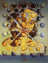 Cartoon: SAUDADES DE LAS ESFERAS (small) by GOYET tagged mural,dali,beauty,dreem,oil