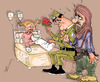 Cartoon: Hear masterpiece with pride! (small) by hakanipek tagged war,pain,suffering,evil,violence