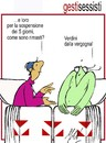 Cartoon: gesti sessisti (small) by Enzo Maneglia Man tagged cassonettari,man,maneglia,fighillearte