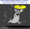 Cartoon: Cheese from Holland (small) by cartoonharry tagged cheese,holland,mouse