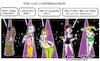 Cartoon: Club Gay (small) by cartoonharry tagged club,gay