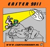 Cartoon: Easter 2011 (small) by cartoonharry tagged birthday easter bunny bunnies cartoonharry