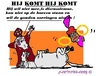 Cartoon: Gouden Oorring (small) by cartoonharry tagged sint,piet,feest