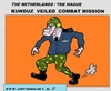 Cartoon: Hidden Combat Mission (small) by cartoonharry tagged afghanistan,kunduz,doubleroll,policesoldier,soldierpoliceman,police,soldier,army,cartoon,comic,comix,comics,artist,cool,cooler,man,art,arts,drawing,cartoonist,cartoonharry,dutch,holland,super,toonpool,toonsup,facebook,hyves,linkedin,buurtlink,deviantart