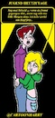 Cartoon: Jugend (small) by cartoonharry tagged jugend,heute