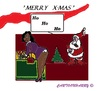 Cartoon: Merry Christmas (small) by cartoonharry tagged merrychristmas