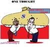 Cartoon: Oklahoma (small) by cartoonharry tagged usa,oklahoma,moore,money,obama,boehner,agree,cartoons,cartoonists,cartoonharry,dutch,toonpool