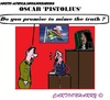 Cartoon: Oscar Pistorius (small) by cartoonharry tagged southafrica,johannesburg,pistolius,court,pistorius
