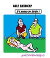 Cartoon: Sports Golf (small) by cartoonharry tagged sports,cartoonharry,golf,birdie