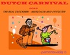 Cartoon: The Real Dutchmen (small) by cartoonharry tagged holland,dutchmen,aboutaleb,opstelten,carnival,2015