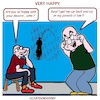 Cartoon: Very Happy (small) by cartoonharry tagged happy,cartoonharry