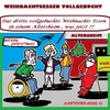Cartoon: Weihnachtsessen (small) by cartoonharry tagged weihnachten,essen,altersheime