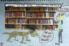 Cartoon: Belletristik (small) by Vanessa tagged bellen bücher lesen hund literatur