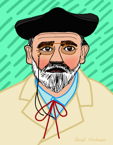 Cartoon: Emile Zola (medium) by Pascal Kirchmair tagged emile,zola,illustration,drawing,zeichnung,pascal,kirchmair,cartoon,caricature,karikatur,ilustracion,dibujo,desenho,ink,disegno,ilustracao,illustrazione,illustratie,dessin,de,presse,du,jour,art,of,the,day,tekening,teckning,cartum,vineta,comica,vignetta,caricatura,portrait,retrato,ritratto,portret,kunst,writer,author,autor,autore,auteur,schriftsteller,literature,literatur,litterature,accuse,alfred,dreyfus,paris,france,frankreich,french,novelist,playwright,journalist,francais,emile,zola,illustration,drawing,zeichnung,pascal,kirchmair,cartoon,caricature,karikatur,ilustracion,dibujo,desenho,ink,disegno,ilustracao,illustrazione,illustratie,dessin,de,presse,du,jour,art,of,the,day,tekening,teckning,cartum,vineta,comica,vignetta,caricatura,portrait,retrato,ritratto,portret,kunst,writer,author,autor,autore,auteur,schriftsteller,literature,literatur,litterature,accuse,alfred,dreyfus,paris,france,frankreich,french,novelist,playwright,journalist,francais