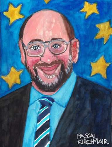 Cartoon: Martin Schulz (medium) by Pascal Kirchmair tagged martin,schulz,karikatur,portrait,porträt,caricature,pascal,kirchmair,vignetta,vineta,comica,cartum,cartoon,spd,politiker,politician,politique,politics,europe,europa,germany,deutschland,wahlkampf,illustration,martin,schulz,karikatur,portrait,porträt,caricature,pascal,kirchmair,vignetta,vineta,comica,cartum,cartoon,spd,politiker,politician,politique,politics,europe,europa,germany,deutschland,wahlkampf,illustration