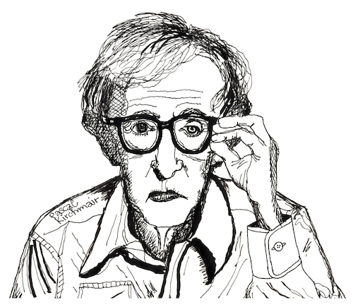 Cartoon: Woody Allen (medium) by Pascal Kirchmair tagged woody,allen,portrait,retrato,drawing,illustration,zeichnung,ilustracion,ilustracao,dibujo,desenho,dessin,disegno,ritratto,pascal,kirchmair,caricature,karikatur,cartoon,tekening,portret,cartum,teckning,caricatura,karikatür,woody,allen,portrait,retrato,drawing,illustration,zeichnung,ilustracion,ilustracao,dibujo,desenho,dessin,disegno,ritratto,pascal,kirchmair,caricature,karikatur,cartoon,tekening,portret,cartum,teckning,caricatura,karikatür