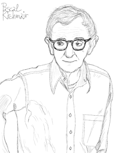 Cartoon: Woody Allen (medium) by Pascal Kirchmair tagged woody,allen,jazz,manhattan,new,york,upper,east,side,academy,awards,oscar,oscars,author,autor,autore,auteur,filmmaker,artist,art,hollywood,parasite,screenwriter,illustration,drawing,zeichnung,pascal,kirchmair,cartoon,caricature,karikatur,ilustracion,dibujo,desenho,ink,disegno,ilustracao,illustrazione,illustratie,dessin,de,presse,du,jour,of,the,day,tekening,teckning,cartum,vineta,comica,vignetta,caricatura,portrait,porträt,portret,retrato,ritratto,woody,allen,jazz,manhattan,new,york,upper,east,side,academy,awards,oscar,oscars,author,autor,autore,auteur,filmmaker,artist,art,hollywood,parasite,screenwriter,illustration,drawing,zeichnung,pascal,kirchmair,cartoon,caricature,karikatur,ilustracion,dibujo,desenho,ink,disegno,ilustracao,illustrazione,illustratie,dessin,de,presse,du,jour,of,the,day,tekening,teckning,cartum,vineta,comica,vignetta,caricatura,portrait,porträt,portret,retrato,ritratto