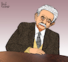 Cartoon: Elias Canetti (small) by Pascal Kirchmair tagged elias,canetti,cartoon,caricature,karikatur,ilustracion,illustration,pascal,kirchmair,dibujo,desenho,ink,drawing,zeichnung,disegno,ilustracao,illustrazione,illustratie,dessin,de,presse,du,jour,art,of,the,day,tekening,teckning,cartum,vineta,comica,vignetta,caricatura,humor,humour,political,portrait,retrato,ritratto,portret,masse,und,macht,crowds,and,power,schriftsteller,author,literatur,nobelpreis,prix,premio,nobel,prize,in,literature,letteratura,litterature,literatura,autor,autore,auteur,aquarelle,watercolor,watercolour,acquarello,acuarela,aguarela,aquarela
