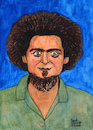 Cartoon: Georges Perec (small) by Pascal Kirchmair tagged georges,perec,illustration,drawing,zeichnung,pascal,kirchmair,irische,impressionen,cartoon,caricature,karikatur,ilustracion,dibujo,desenho,ink,disegno,ilustracao,illustrazione,illustratie,dessin,de,presse,du,jour,art,of,the,day,tekening,teckning,cartum,vineta,comica,vignetta,caricatura,portrait,retrato,ritratto,portret,aquarelle,watercolor,watercolour,acquarello,acuarela,aguarela,aquarela,paris,france,frankreich,schriftsteller,essayist,filmmaker,author,writer,autor,artist,künstler,ecrivain,scrittore,escritor