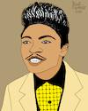 Cartoon: Little Richard (small) by Pascal Kirchmair tagged little,richard,musik,musiker,musician,music,singer,songwriter,composer,illustration,ink,drawing,zeichnung,pascal,kirchmair,cartoon,caricature,karikatur,ilustracion,dibujo,desenho,disegno,ilustracao,illustrazione,illustratie,dessin,de,presse,du,jour,art,of,the,day,tekening,teckning,cartum,vineta,comica,vignetta,caricatura,portrait,portret,retrato,ritratto,porträt,tennessee,usa
