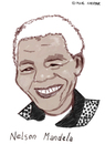 Cartoon: Madiba (small) by Pascal Kirchmair tagged south africa afrique du sud südafrika african national congress nelson mandela madiba anc caricature karikatur cartoon vignetta politik friedensnobelpreis