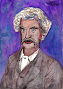 Cartoon: Mark Twain (small) by Pascal Kirchmair tagged mark,twain,portrait,retrato,pascal,kirchmair,caricature,caricatura,illustration,dibujo,drawing,ritratto,cartoon,karikatur,author,schriftsteller,ilustracion,ilustracao,illustratie,tekening,illustrazione,zeichnung,desenho,cartum,disegno,dessin,usa