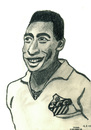 Cartoon: Pele (small) by Pascal Kirchmair tagged fußballer,football,footballer,footballeur,soccer,player,bleistiftzeichnung,pencil,drawing,pele,edson,arantes,do,nascimento,edison,caricature,karikatur,cartoon,fußballspieler,sportler,brasilien,brasil,brazil,bresil,brasile