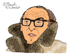 Cartoon: Sanford Meisner (small) by Pascal Kirchmair tagged sanford sandy meisner group theatre method acting cartoon caricature karikatur drawing retrato ritratto portrait dibujo desenho dessin illustration portret zeichnung