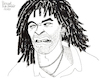 Cartoon: Yannick Noah (small) by Pascal Kirchmair tagged yannick,noah,tennis,player,tenis,roland,garros,france,french,open,sieger,winner,us,new,york,flushing,meadows,champion,sport,sports,ink,tusche,tuschezeichnung,portrait,retrato,ritratto,porträt,irish,pub,illustration,drawing,zeichnung,pascal,kirchmair,cartoon,caricature,karikatur,ilustracion,dibujo,desenho,disegno,ilustracao,illustrazione,illustratie,dessin,de,presse,du,jour,art,of,the,day,tekening,teckning,cartum,vineta,comica,vignetta,caricatura,portret