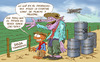 Cartoon: soya (small) by pali diaz tagged soja,soya,glifosato,contamination