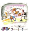 Cartoon: Basketball and Boxing (small) by Kestutis tagged sport basketball boxing kestutis lithuania