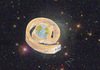 Cartoon: cosmic link- (small) by Zoran tagged cosmos,earth,civilizations,internet,aliens