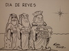Cartoon: Dia de Reyes (small) by Nico Avalos tagged politica,politicos,tamaulipas,mexico