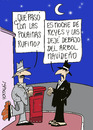 Cartoon: REYES MAGOS (small) by HCATALAN tagged reyes,magos,tango