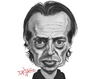 Cartoon: Steve Buscemi Caricature (small) by Dante tagged steve,buscemi,caricature