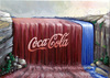 Cartoon: Coca cola (small) by luka tagged coca