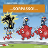 Cartoon: F1 2011 (small) by Riko cartoons tagged riko,cartoon,f1,inghilterra,2011