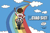 Cartoon: FOREVER YOUNG (small) by Riko cartoons tagged riko,marco,simoncelli,super,sic
